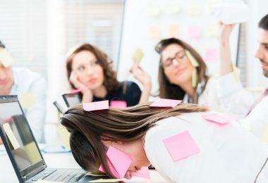 Boreout: Krank, weil Mitarbeiter unterfordert sind?