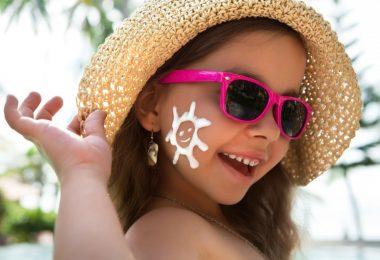 Sonnenallergie bei Kindern: Was tun?