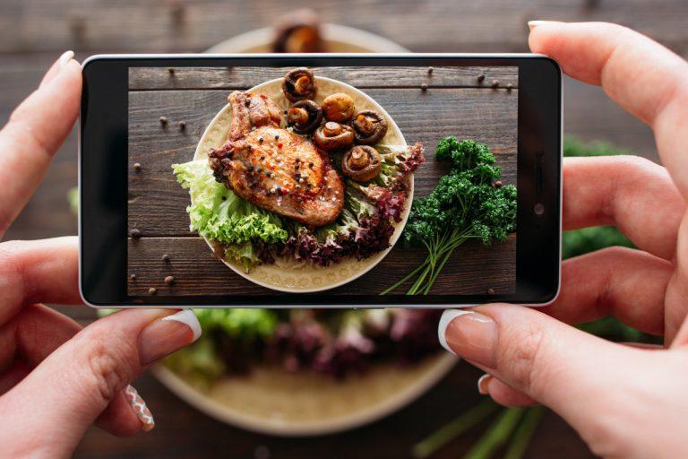 Food-Fotografie: Gestalten Sie ein Fotobuch als Kochbuch