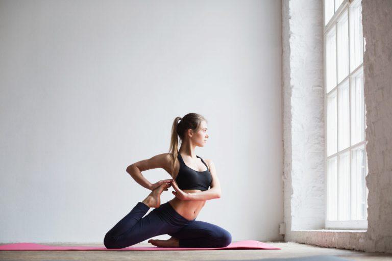 Harmonie und Gesundheit durch Yogaübungen