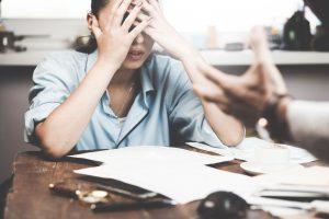 Ursachen für Stress am Arbeitsplatz