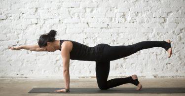 Übung für einen gesunden Rücken