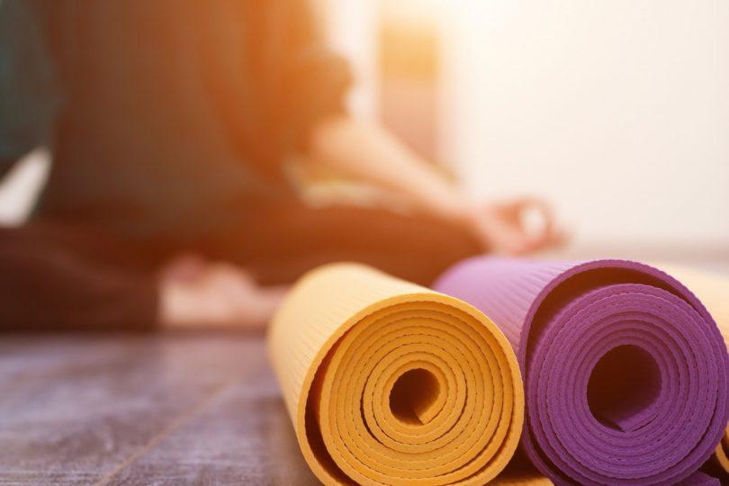 Im Yoga das innere Gleichgewicht finden