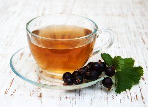 Kochtipp: Abnehmen mit grünem Tee und Johannisbeeren
