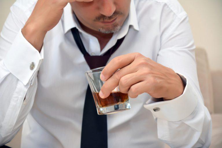 Alkoholismus im Job