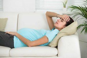 Auf Fieber in der Schwangerschaft richtig reagieren