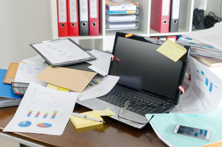 Tipps gegen Unordnung im Büro