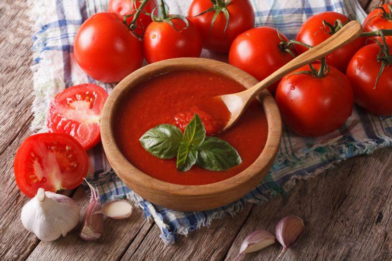 Mit Tomaten den Blutdruck senken