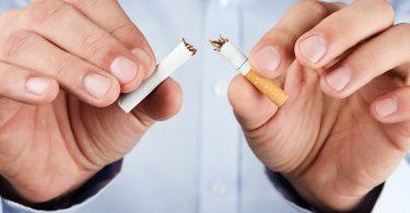 Rauchen aufhören: Reinigen Sie anschließend Ihre Atemwege