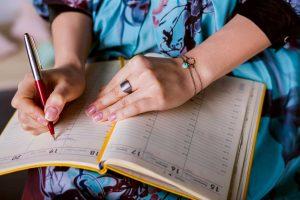 Termine mit Papierkalender planen - ist das peinlich?