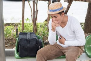 Durchfallerkrankungen im Urlaub vermeiden