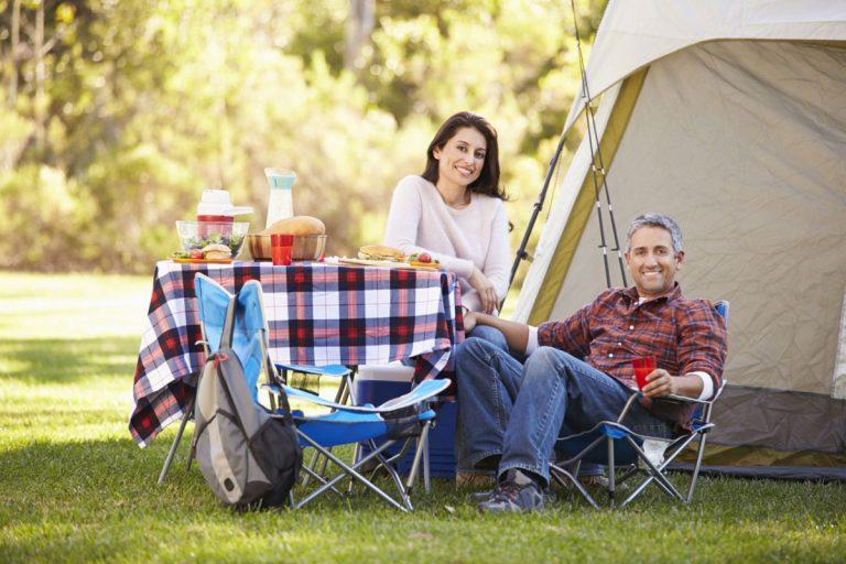Wie Sie mit einer Packliste Ihren Camping-Trip sorgsam planen können