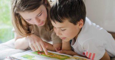 So bereiten Sie Ihr Kind auf das Lesen und Schreiben lernen vor