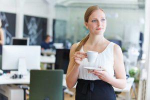 Steigert Kaffee im Büro die Aggressivität?