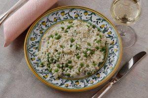 Venezianische Küche: Rezept für Risi e Bisi