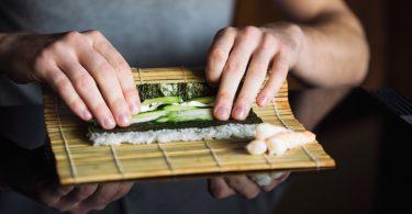Ganz einfach Sushi selber machen