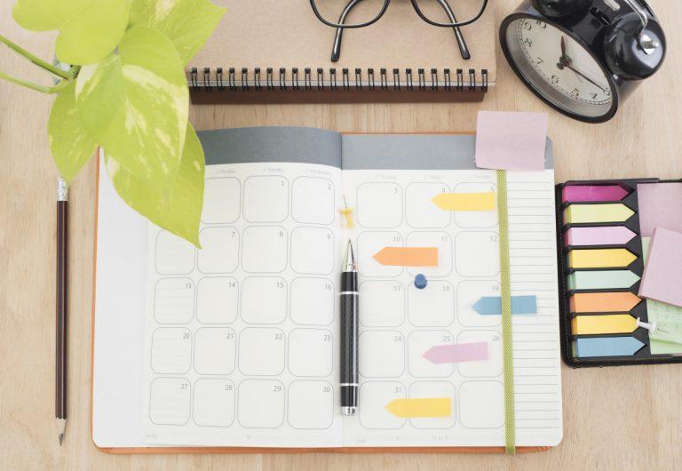 Wie Sie durch eine bessere Organisation mehr Zeit für sich gewinnen