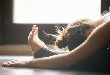 Ein Yogaübungsplan für jeden Tag