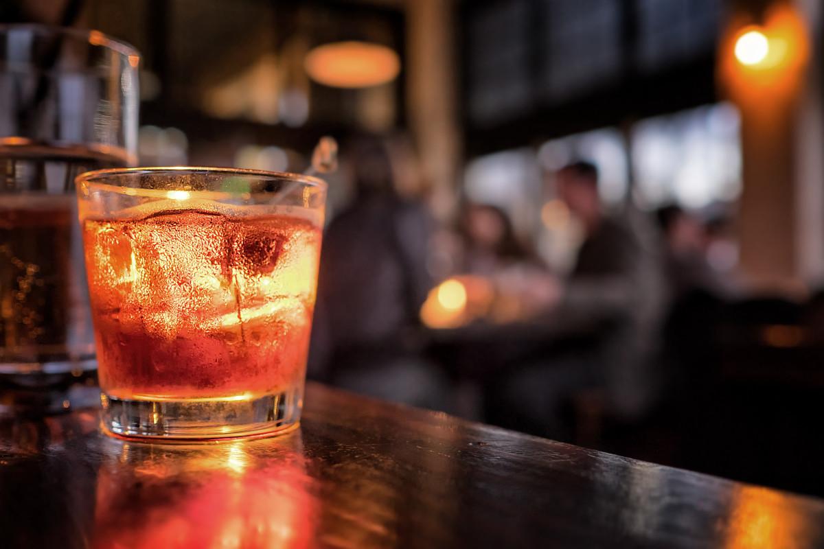 Der Cocktail im Smalltalk