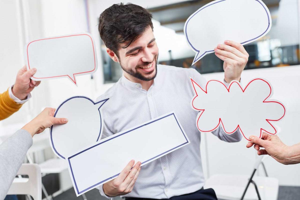 Erkennen Sie den selbstlosen Kommunikationsstil