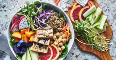 Leben Sie als Veganer gesund?