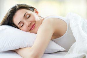 Schlank im Schlaf – so geht's