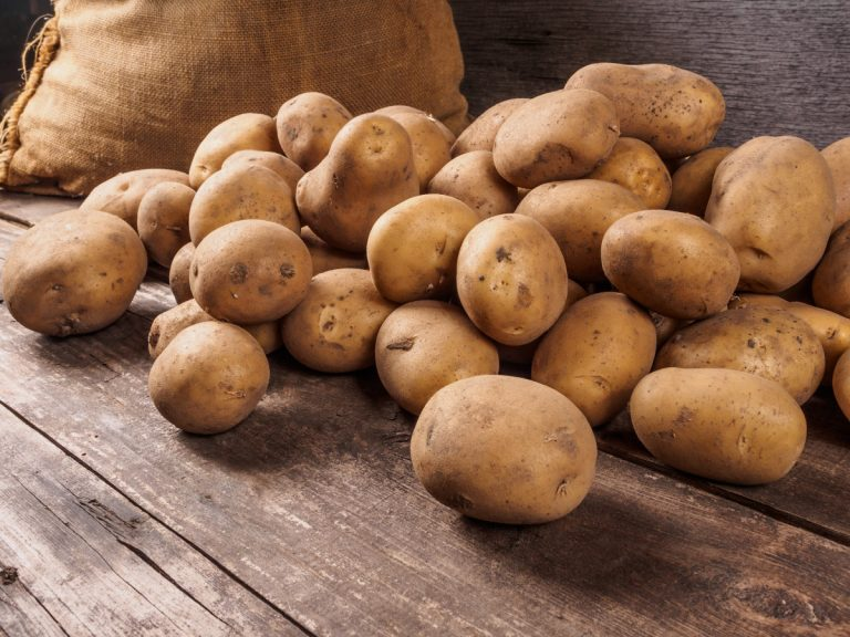 Fettgehalt von Kartoffeln: So halten Sie ihn gering