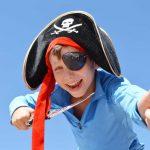Kindergeburtstag: Schatzsuche mit Quiz für 10-jährige