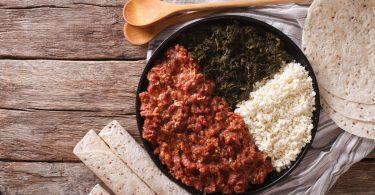 Probieren Sie die faszinierende äthiopische Küche