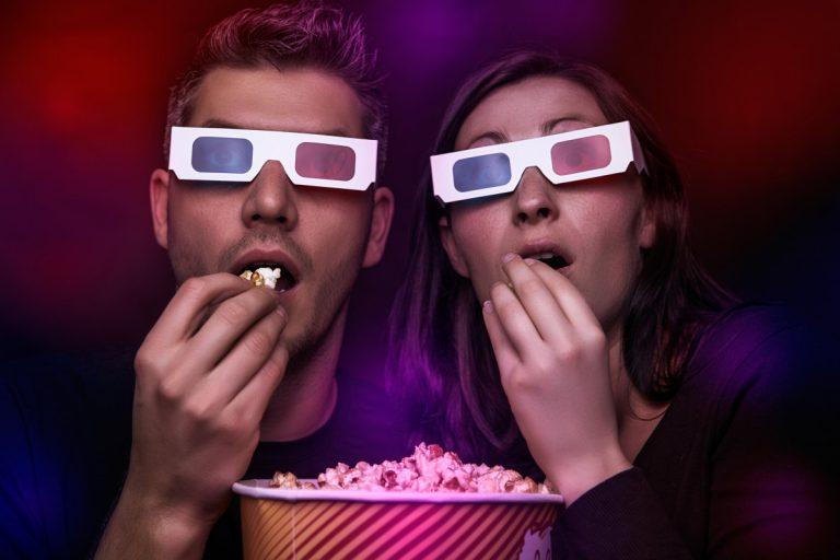 3D-Filme: Kopfweh und Stress vermeiden