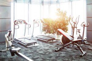 So richten Sie sich Ihren eigenen Fitnessraum ein