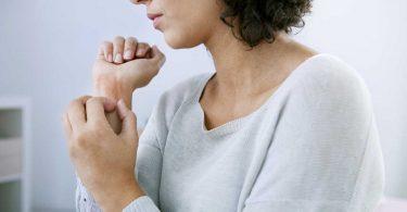 Die homöopathische Behandlung von Psoriasis