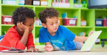 Konzentrationsspiele für unruhige Kindergartenkinder