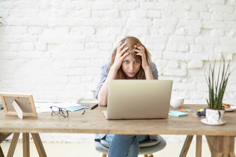 Bei Stress im Hier und Jetzt bleiben – aber wie?