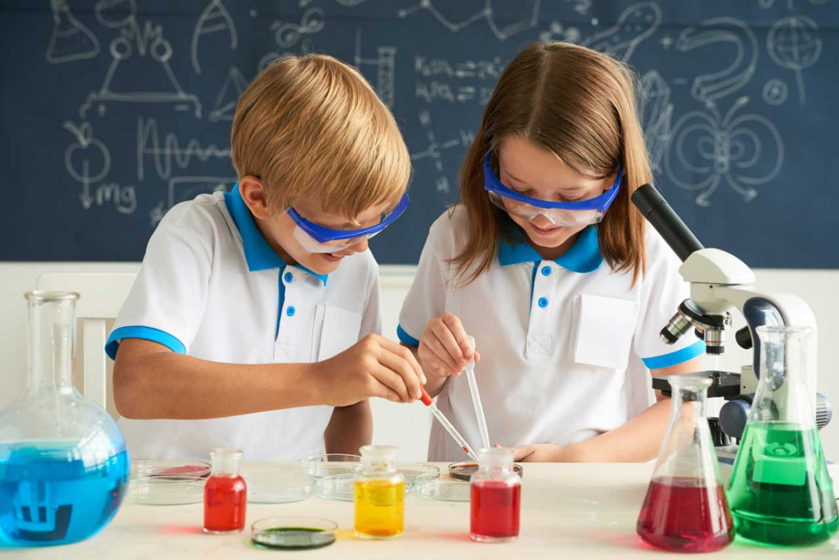Naturwissenschaften fördern gegen den Fachkräftemangel