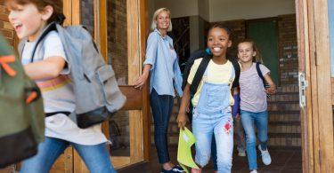 Die ersten Schulwochen: Selbstständig werden lassen