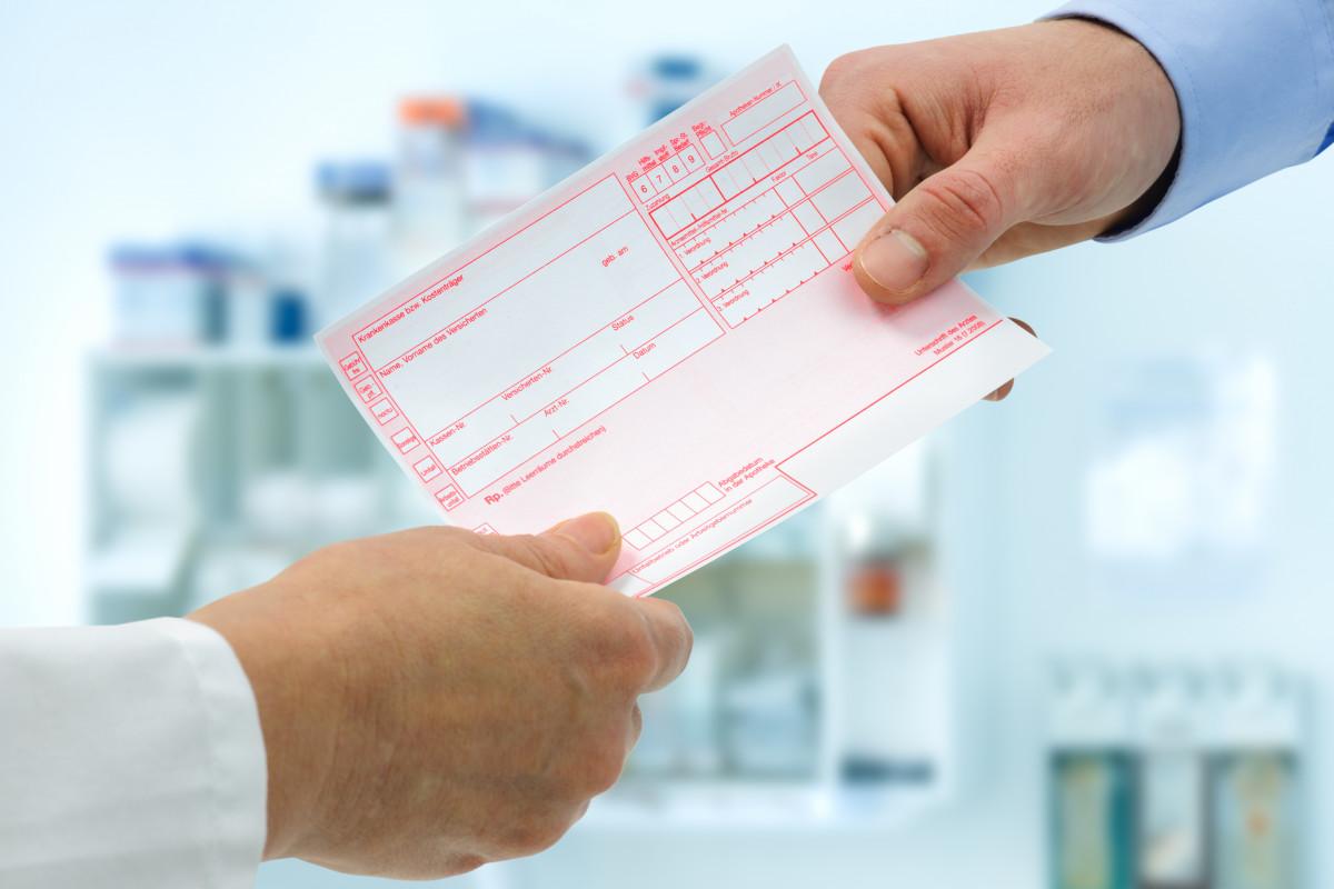 Wie lange ist mein Rezept vom Arzt gültig?