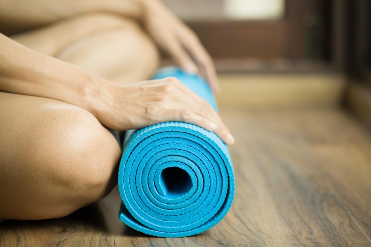 Kann ich Yoga machen, wenn ich krank bin oder Beschwerden habe?