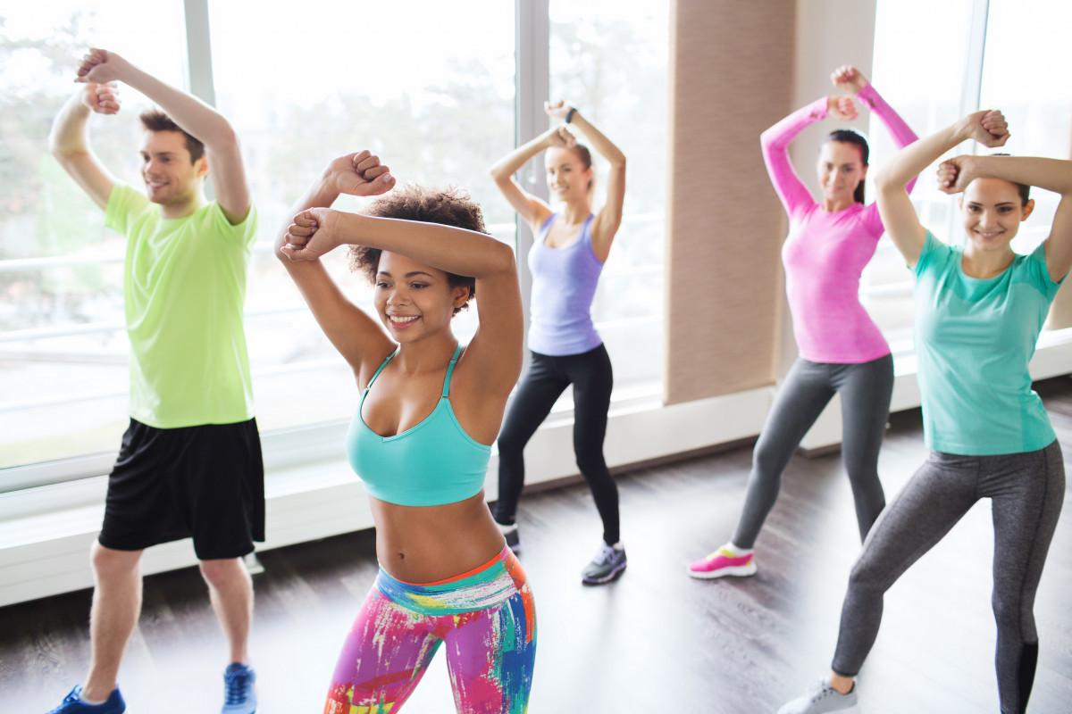 Bleiben Sie mit Zumba fit und gesund – so geht's