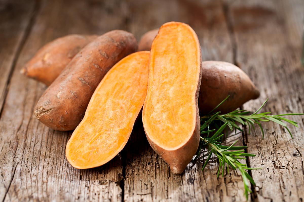 Tipps für die Verarbeitung von Süßkartoffeln