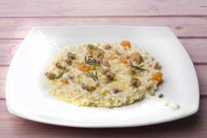 Rezept für Kürbis-Risotto: Schnell und lecker zubereitet