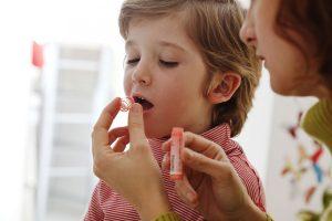 Homöopathische Behandlung von Durchfall bei Kindern