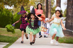 Wie feiert man Halloween in den USA?