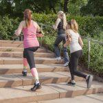 Treppensteigen – Fitness verbessern und viele Kalorien verlieren