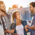 Wiederholen oder in eigenen Worten umschreiben als Gesprächsförderer