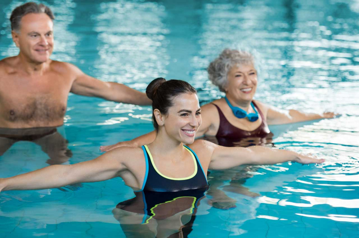 6 Tipps zur Gestaltung Ihres Aqua-Fitnesstrainings