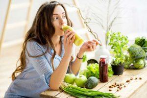 Nahrungsmittel zur Vorbeugung von grippalen Infekten