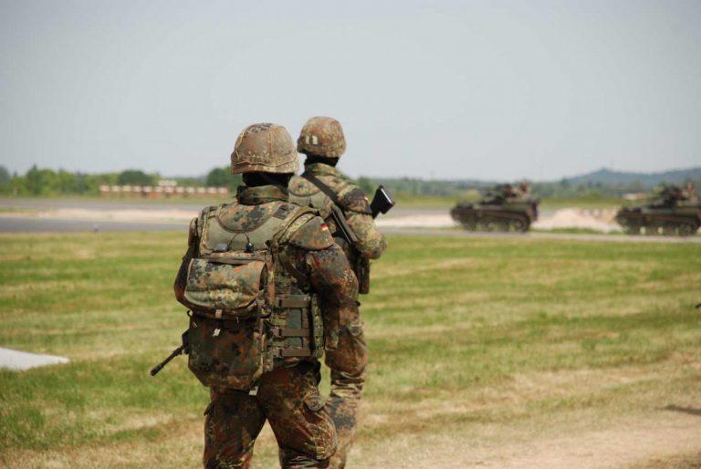 Arbeitgeber Bundeswehr: Wie werde ich Unteroffizier?