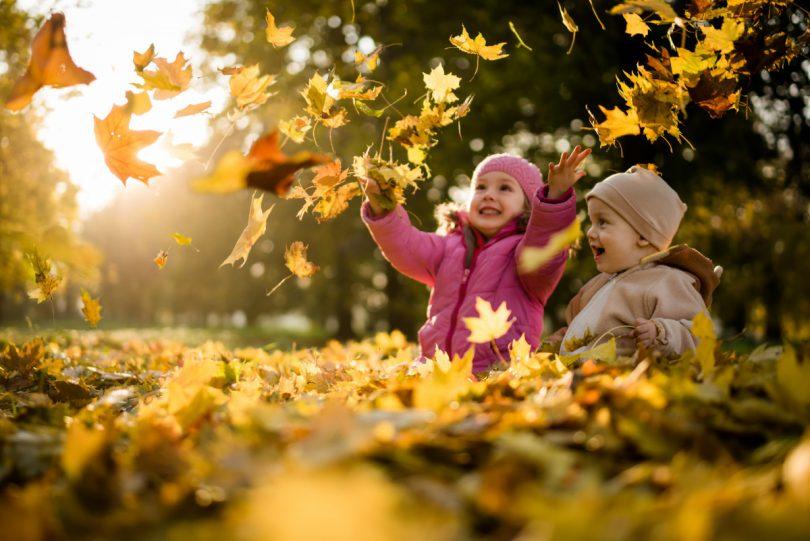 Herbst Kunterbunte Ideen Für Kinder Expertode