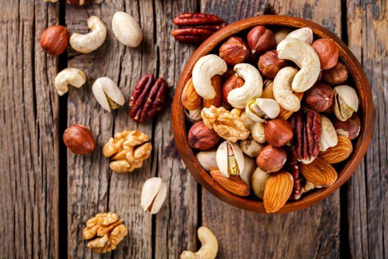 5 gesunde Nahrungsmittel, die in jede Vorratskammer gehören
